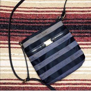 Tommy Hilfiger Striped Crossbody Bag